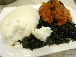 Sadza is NOT Fattening! Excess Calories Are!