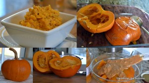 Nhopi- (Mashed Pumpkin withPeanut Butter)