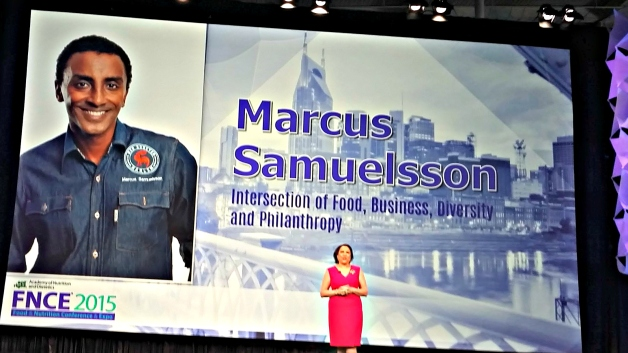 Marcus Samuelsson FNCE